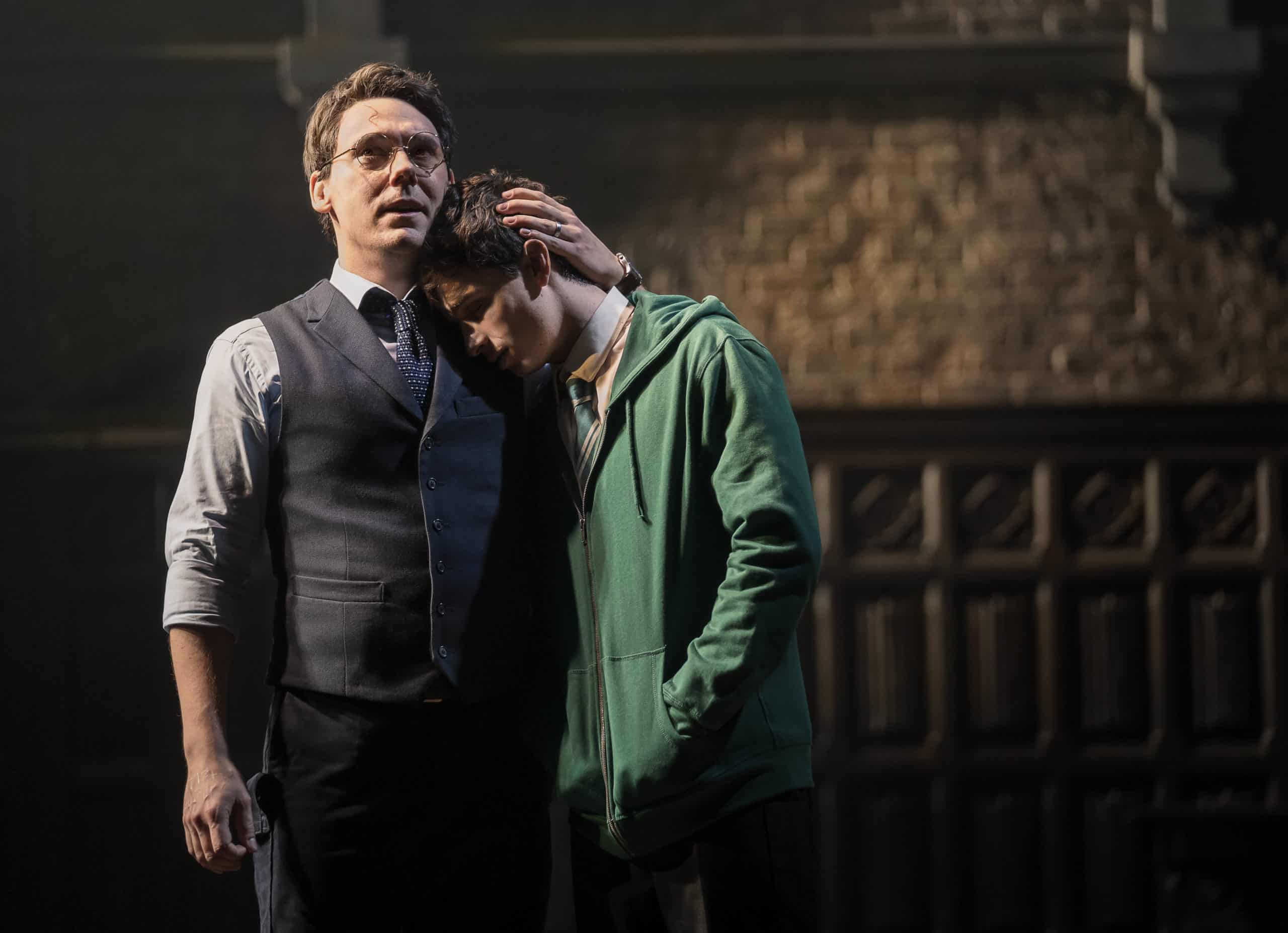 Harry Potter and the Cursed Child on stage in San Francisco