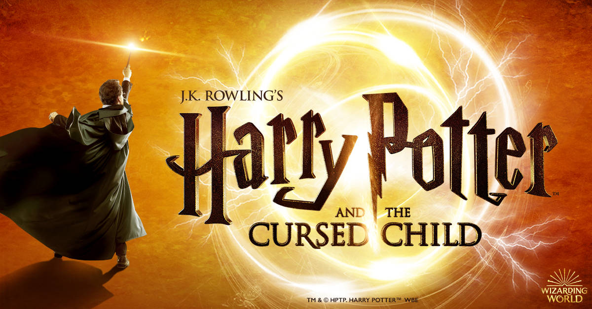 Harry Potter and the Cursed Child on stage in Canada