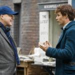 David Yates dirige Eddie Redmayne nas gravações do primeiro Animais Fantásticos